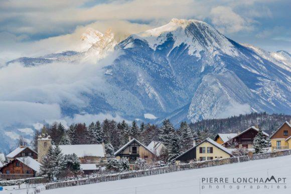 L'hiver dans le Vercors à Saint-Nizier-Du-Moucherotte