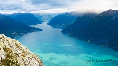 photo panorama Sognefjord