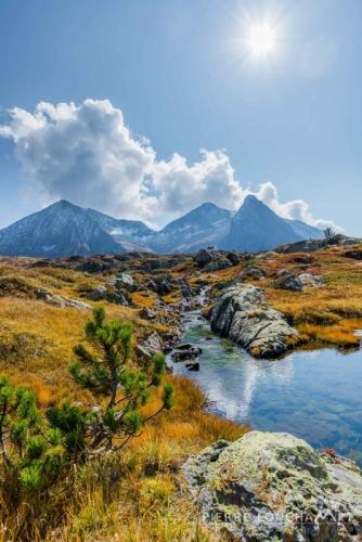 Paysages de rêve pour randonner dans le massif du Taillefer
